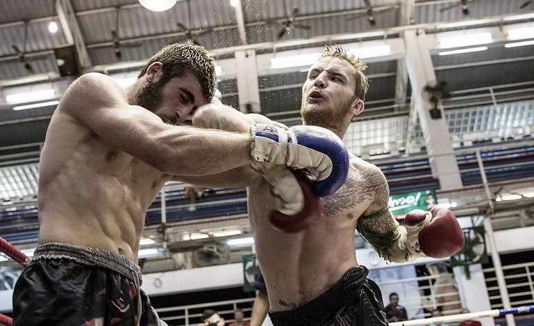 Тайский Бокс Патонг